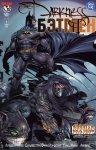 Обложка комикса Даркнесс / Бэтмен