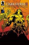 Обложка комикса Дарксайдерс II №4