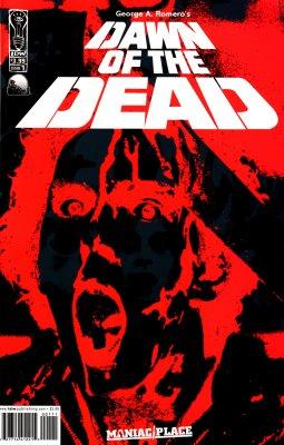 Серия комиксов Рассвет мертвецов