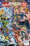 Обложка комикса DC против Marvel №2