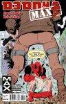 Обложка комикса Дедпул Макс 2 №4
