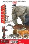Обложка комикса Дэдпул №2