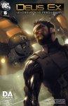 Обложка комикса Deus Ex №6