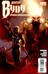 Обложка комикса Доктор Вуду: Мститель Сверхъестественного №2