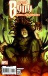 Обложка комикса Доктор Вуду: Мститель Сверхъестественного №4