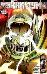 Обложка комикса Война Дума №6