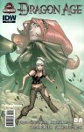 Обложка комикса Век дракона №5