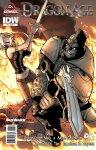 Обложка комикса Век дракона №6