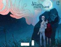 Обложка комикса Хранитель Снов №02