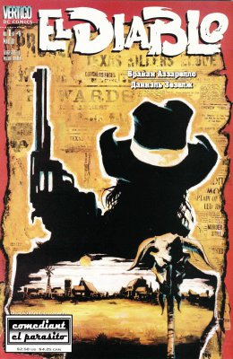 Серия комиксов Эль Диабло