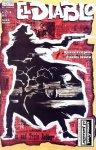 Обложка комикса Эль Диабло №2