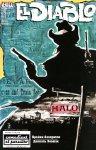 Обложка комикса Эль Диабло №3