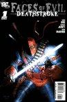 Обложка комикса Лики Зла: Дезстроук