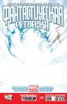 Обложка комикса Фантастическая Четверка №6