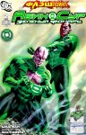 Обложка комикса Флэшпойнт: Абин Сур - Зеленый Фонарь №2
