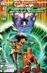Обложка комикса Флэшпойнт: Абин Сур - Зеленый Фонарь №3
