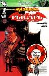 Обложка комикса Флэшпойнт: Бэтмен - Рыцарь Возмездия №1