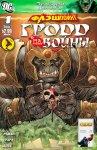 Обложка комикса Флэшпойнт: Гродд на Тропе Войны