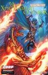 Обложка комикса Forgotten Realms: Хрустальный Осколок №3