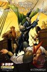 Обложка комикса Forgotten Realms: Сокровище Халфлинга №2
