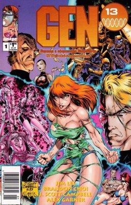 Серия комиксов Ген 13