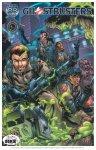 Обложка комикса Охотники за привидениями: Легион №1