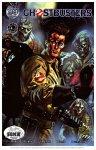 Обложка комикса Охотники за привидениями: Легион №4