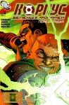 Обложка комикса Корпус Зеленых Фонарей: Перезарядка №3