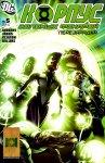 Обложка комикса Корпус Зеленых Фонарей: Перезарядка №5