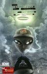 Обложка комикса Озеро Грум №2