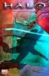 Обложка комикса Halo: Кровные Узы №3