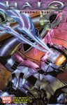 Обложка комикса Halo: Кровные Узы №4