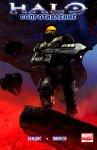Обложка комикса Halo: Сопротивление №1