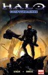 Обложка комикса Halo: Сопротивление №3