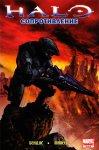 Обложка комикса Halo: Сопротивление №4