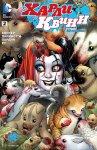 Обложка комикса Харли Квинн №2