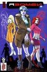 Обложка комикса Я Зомби №3