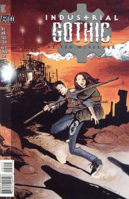 Серия комиксов Индустриальная Готика №2