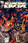 Обложка комикса Бесконечный Кризис №3