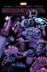 Обложка комикса Бесконечность №5