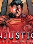 Обложка комикса Несправедливость: Боги Среди Нас №1