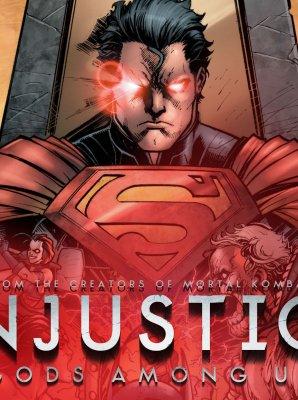 Серия комиксов Несправедливость: Боги Среди Нас