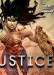 Обложка комикса Несправедливость: Боги Среди Нас №9
