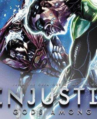 Серия комиксов Несправедливость: Боги Среди Нас №10