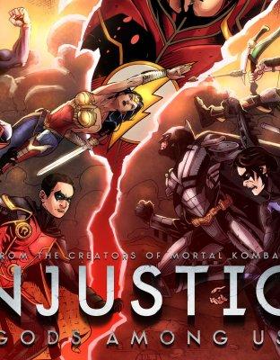 Серия комиксов Несправедливость: Боги Среди Нас №15