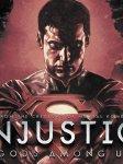 Обложка комикса Несправедливость: Боги Среди Нас №18