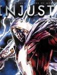 Обложка комикса Несправедливость: Боги Среди Нас №21