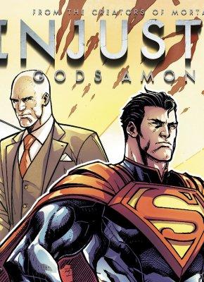 Серия комиксов Несправедливость: Боги Среди Нас №27