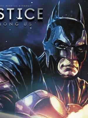 Серия комиксов Несправедливость: Боги Среди Нас №28