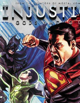 Серия комиксов Несправедливость: Боги Среди Нас №32